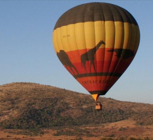 hete luchtballon